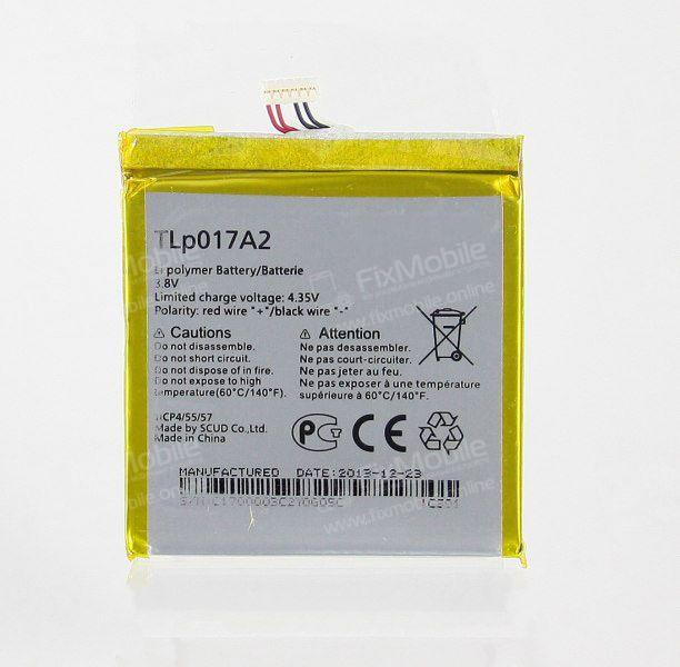 Аккумуляторная батарея для Alcatel Fire E (6015X) TLp017A2