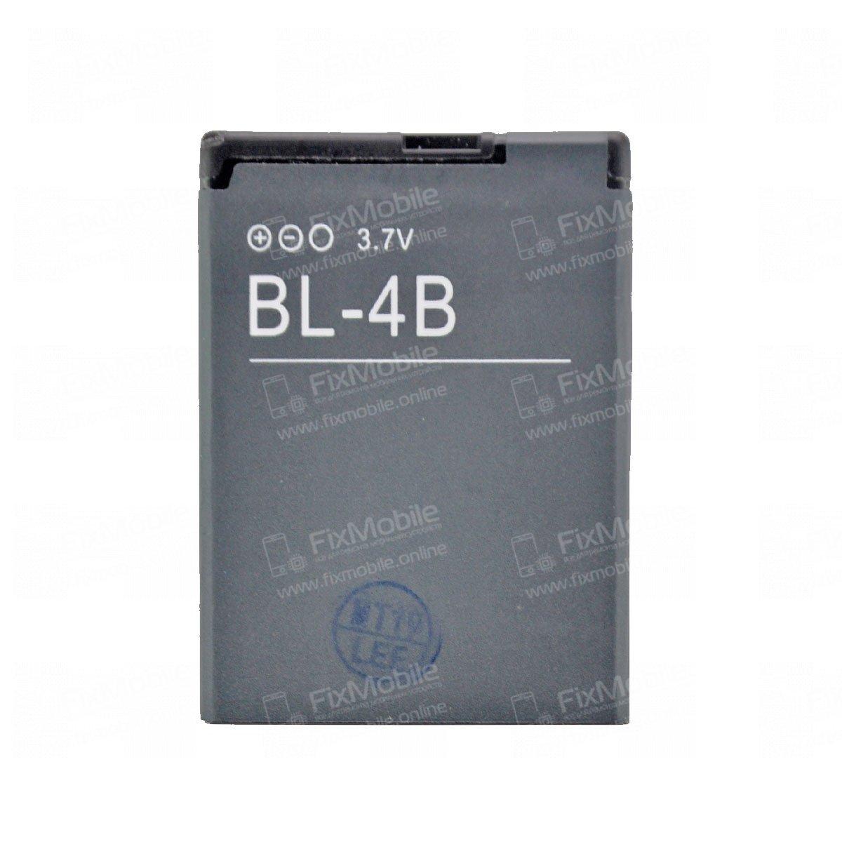 Аккумуляторная батарея для Nokia 2630 BL-4B