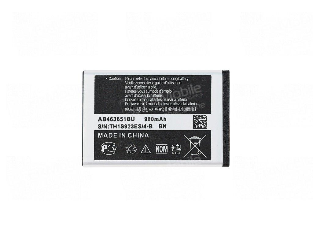 Аккумуляторная батарея для Samsung L700 AB463651BU