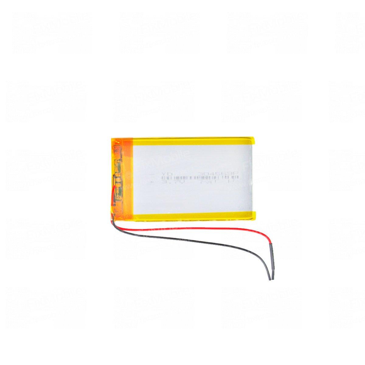 Аккумуляторная батарея универсальная 304569p 3,7v 2000 mAh 3*45*69 мм
